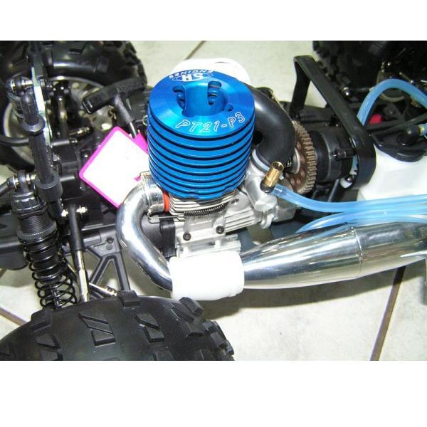 Машинки с двигателем внутреннего сгорания