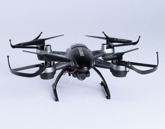 ������������ (6 Ax.Gyro, 2MP ������, ��������� ������ - ��������)  [ 6 Axis 2.4G Middle Quadcopter with 2MP camera Barometer ]