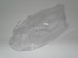 R0069 Clear Buggy EP body