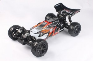 R0074 Printed EP Buggy body