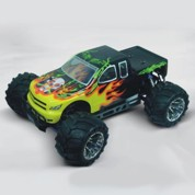 Модель 1:5th 26cc GAS powered off-road Monster Truck 4WD