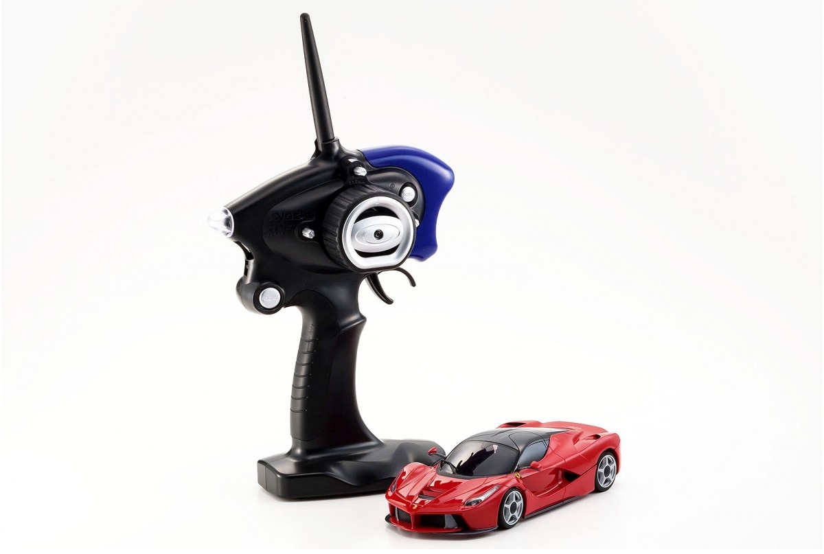 MR-03 Sports La Ferrari Red version