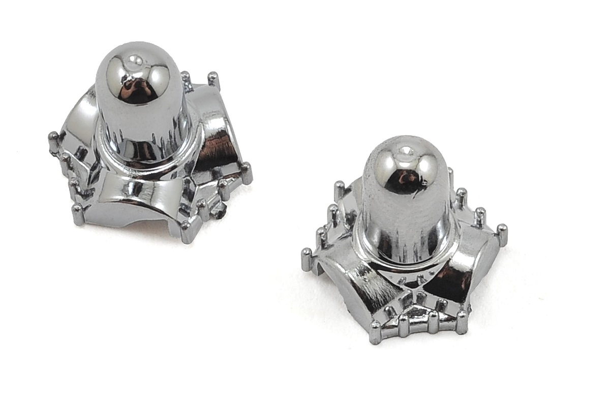 1 pc clockwise spinner, 1 pc anti-clockwise spinner (B-17)