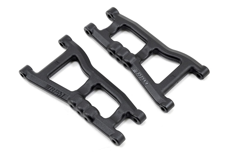 Rear A-Arms (Nitro Slash) (Black)