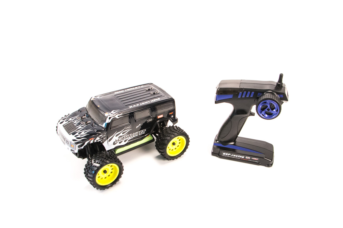 1/16 EP 4WD Off-Road Hamah GT (Brushed, Ni-Mh)