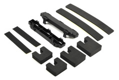 Spacer, battery compartment (2)/ foam blocks (4)/ foam pad (2)