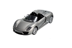 1:24 Porsche 918 Die-Cast Car