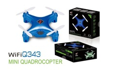 Q343 Mini WiFi Quadcopter