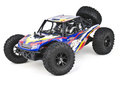 1:10 Off-road Electric Monster Octane XL 4WD, EBD, RTR, 2.4G, Waterproof (RH1043)
