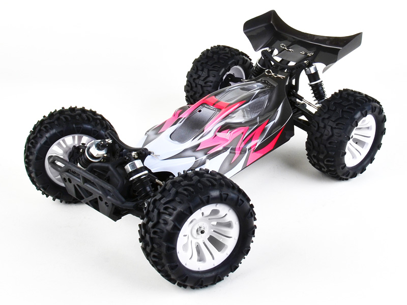 1:10 Off-road Buggster 4WD, EBD, HobbyWing, RTR, 2.4G, Waterproof (RH1031)