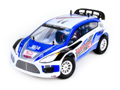 1:10 Off-Road Rally car XBL 4WD, EBD, HobbyWing, RTR, 2.4G, Waterproof (RH1027)