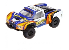 1/18TH SCALE ELECTRIC POWER RTR SHORT COURSE TRUCK