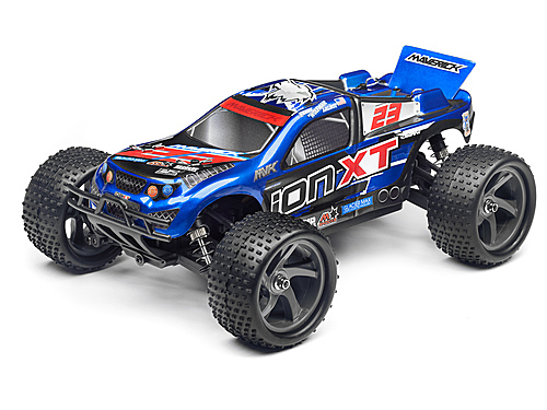 Трак 1/18 - MAVERICK ION XT NEW (RTR ELECTRIC)  [ MAVERICK ION XT 1/18 RTR ELECTRIC TRUGGY ]