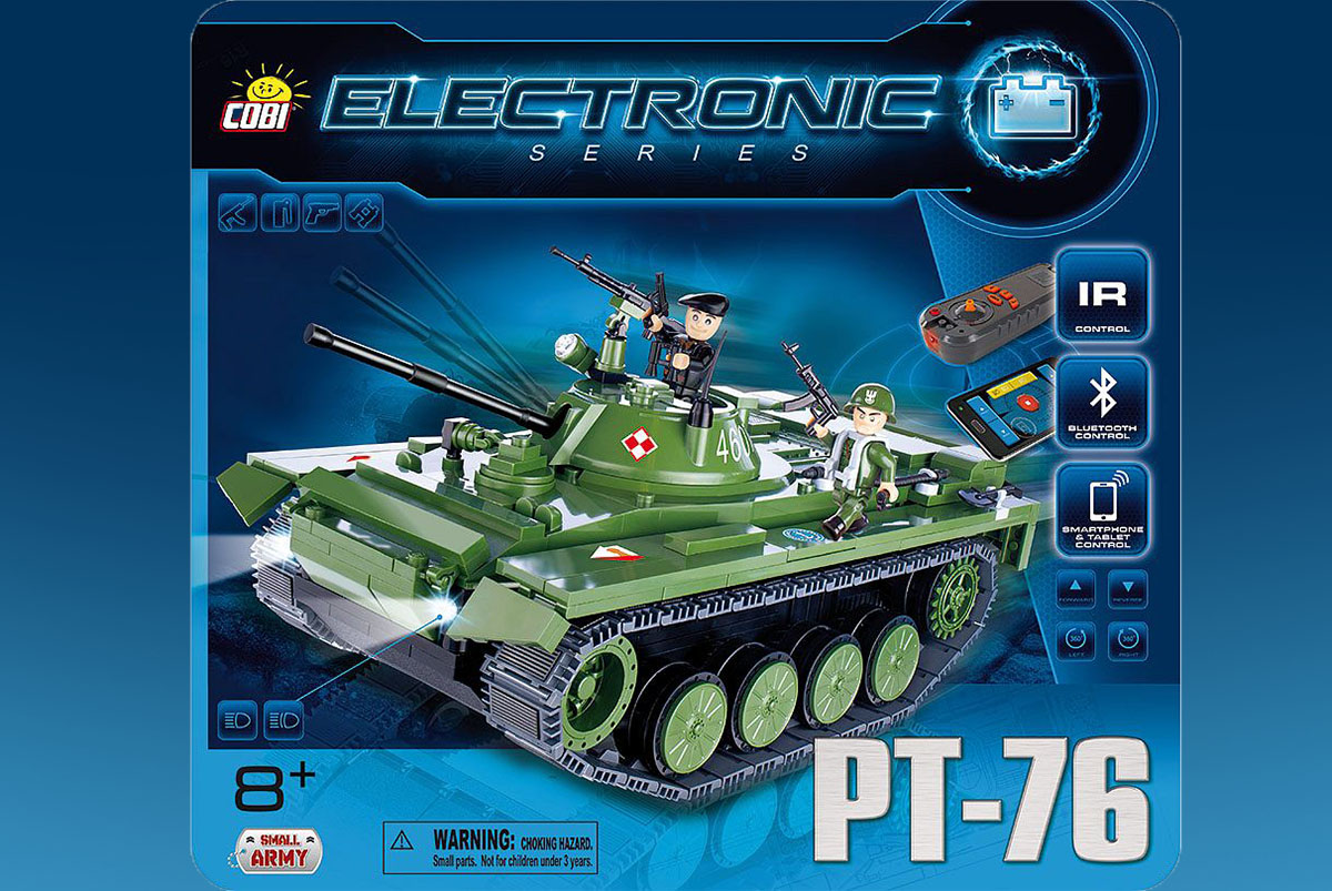 PT-76 Electronic