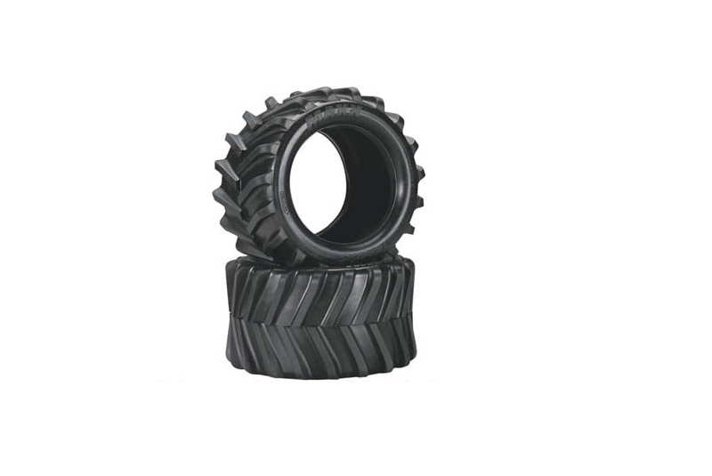 "Шины Tires, Maxx Chevron 3.8"" (2) (fits Revo/Maxx series)"