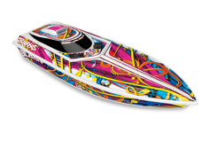 Boat Blast EP TQ RTR + NEW Fast Charger