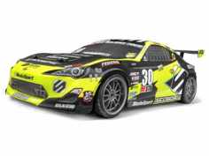 1:10 R/C E10 MICHELLE ABBATE GRRRACING TOURING CAR