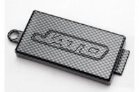 Receiver cover (chassis top plate), Exo-Carbon finish (Jato)