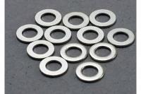WASHERS, 3x6mm METAL (12)-шайба 3х6х0.2мм. 12 штук