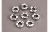BALL BEARINGS (5x1 1x4mm) (8)-��������������� 5�11x4  8��.