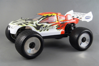 Радиоуправляемая модель 1/8th 4WD Brushless Version Electric Powered Off Road Truggy на шасси HSP9406X (электро)