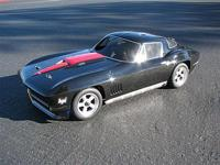 ����� 1/10 - 1967 CHEVROLET CORVETTE STINGRAY (200mm) ����������