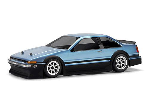 Кузов 1/10 - TOYOTA SPRINTER TRUENO COUPE AE86 (190mm) некрашеный