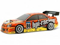 ����� 1/10 - HPI RACING IMPREZA (200MM/WB255MM) ����������