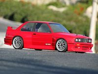 Кузов 1/10 - BMW E30 M3 BODY (200mm)