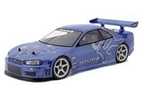 ����� 1/10 - NISSAN SKYLINE R34 GT-R (190MM) - ����������