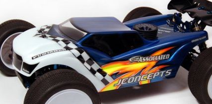 "����� 1/8 ���� - JConcepts ""Punisher"" ����������"