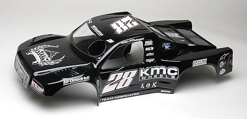Кузов SC 1/8 - SC8 KMC (with decals) - крашеный