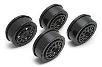 12-Spoke Wheel, black (SC8) 4шт