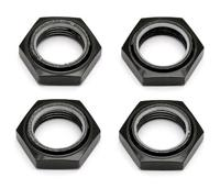 ����� ����� 1/8 ����������� - Nyloc Wheel Nuts, black