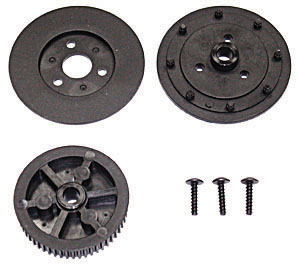 Spur Pulley Set (for FT Starter Box)