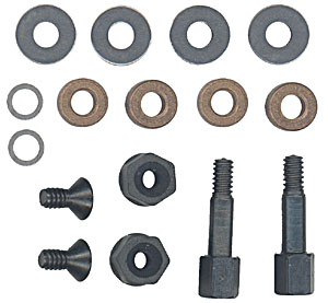 Steering Rack Hardware, Bushings