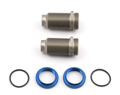 ������������ ����������� (�������) TC FT Hard Anodized Threaded Shock Kit