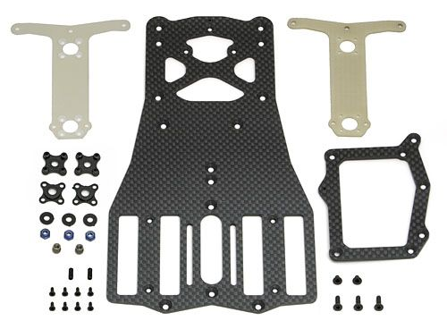 Factory Team RC12R5 T-Plate Conversion