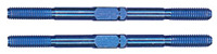 "Blue Titanium Turnbuckles, 1.775""/45mm"