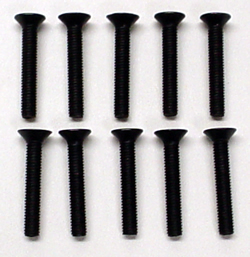 Винт M3x18 FH Screw (10)