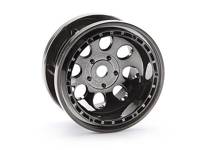 Диски колесные (Т10) ROCK 8 BEAD LOCK WHEEL BLACK CHROME (55x36mm/2шт)
