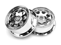 Диски 1/5 - OUTLAW WHEEL CHROME (120x60мм/-4мм OFFSET/2шт)