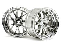 ����� ����� 1/10 - LP32 LM-R CHROME 6mm offset (2��)