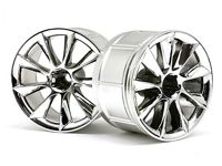 ����� 1/10 - LP35 ATG RS8 CHROME (2��)