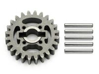 PINION GEAR 24 TOOTH (SAVAGE 3 SPEED)