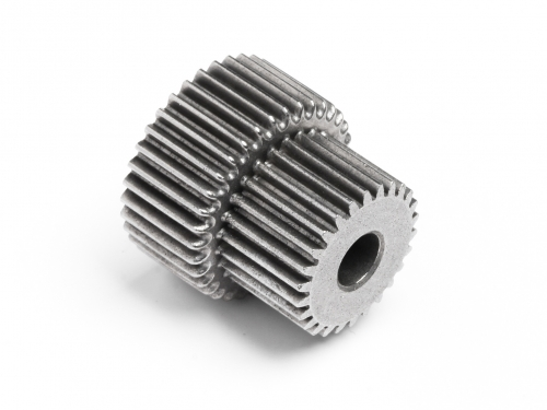 COMPOUND IDLER GEAR 26/35 TOOTH (SINTERED METAL/48PITCH)