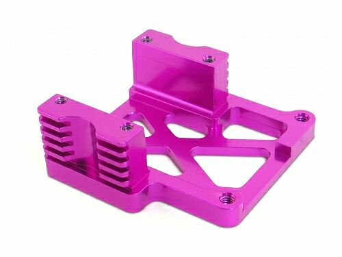 Моторама - HEAVY DUTY HEATSINK (6061S/PURPLE)