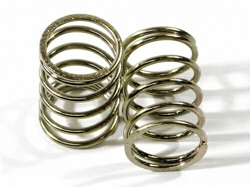 ������� �������� 1/10 - RACING 14X25X1.5MM 6 COILS (GOLD/2��)