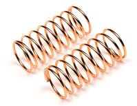SHOCK SPRING 11x28x0.9mm 9COILS (COPPER/2pcs)
