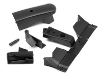 Переднее антикрыло - FORMULA TEN FRONT WING SET Renault R29 2009